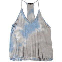 Fore Womens Tie-Dye Tank Top