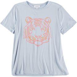 Gilli Womens Pink Tiger T-Shirt