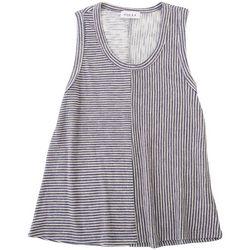 Gilli Womens Striped Tank Top