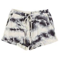 Le Lis Womens Tye Dye Lounge Shorts