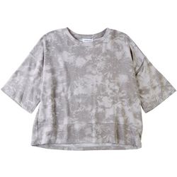 Gilli Womens Tie Dye Short Sleeve Shirt