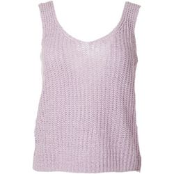 York & Hudson Womens Sleeveless Tape Yarn Tank Top
