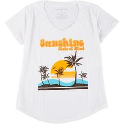 Womens Sunshine State Of Mind T-Shirt