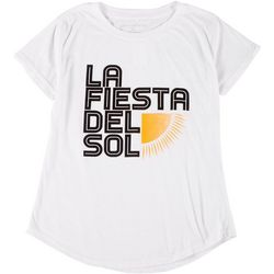Ana Cabana Womens La Fiesta Del Sol Graphic