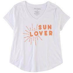 Ana Cabana Womens Sun Lover Printed Tee