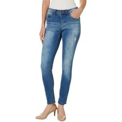 Royalty by YMI Womens WannaBettaButt Straight Fit Jeans
