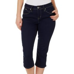 Royalty by YMI Womens WannaBettaButt Basic Denim Capris