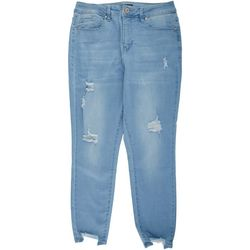 Royalty By YMI Womens Muffin Top Jeans