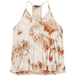 Fore Womens Tye Dye Tank Top