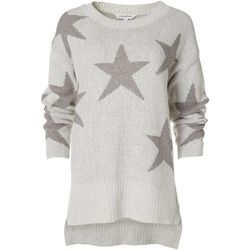 Dave & Dani Womens Star Sweater