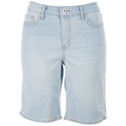 Jessica Simpson Denim Midi Shorts