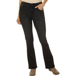 Democracy Womens Ab-solution Boot Cut Jeggings