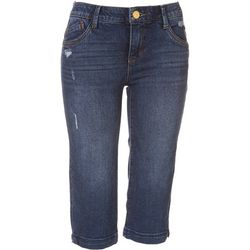 Democracy Womens Ab-Solution Skimmer Jean Capris