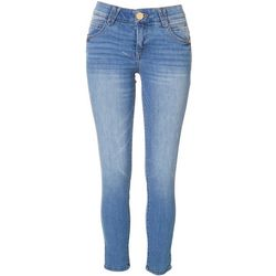 Democracy Womens Ab-Solution Ankle Length Jeans