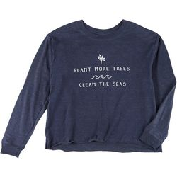 Southern Spirit Juniors Plant Trees Clean Seas Top