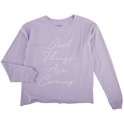 Southern Spirit Juniors Long Sleeve Positive Top