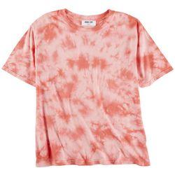 Double Zero Womens Tye Dye Top