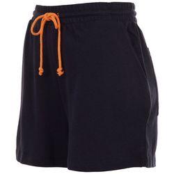 Workshop Womens Solid Drawstring Shorts