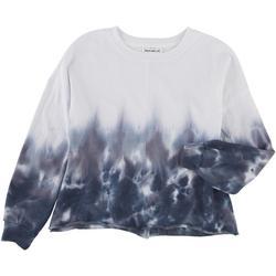Womens Tie Dye Sweatshirt