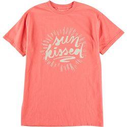 Bittersweet Womens Sun Kissed Graphic T-Shirt