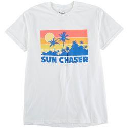Bittersweet Womens Sun Chaser Short Sleeve Top
