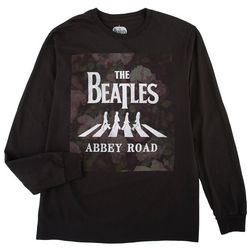The Beatles Long Sleeve Screen Print Top