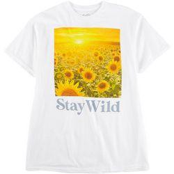 Bittersweet Womens Stay Wild T-Shirt