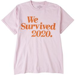 Bittersweet Womens We Survived 2020 T-Shirt
