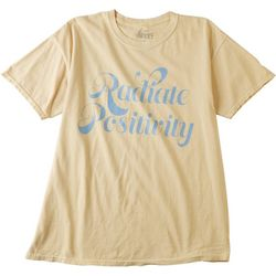 Bittersweet Womens Radiate Positivity T-Shirt