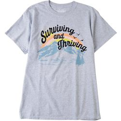Bittersweet Womens Surviving And Thriving  T-Shirt