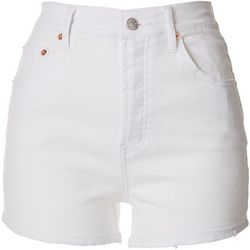 Jessica Simpson Womens Infinite High Waisted Shorts