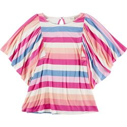 Ava James Womans Striped Top