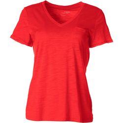 Dept 222 Womans V-Neck T-Shirt