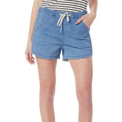 Supplies by Union Bay Womens Solid Drawstring Shorts
