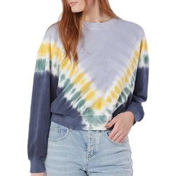 Supplies By Union Bay Womens Tie-Dye Pullover