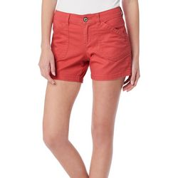 Supplies by Union Bay Womens Alix Twill Shorts