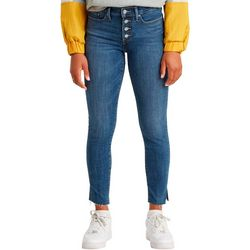 Levi's Womens 311 Shaping Skinny Ankle Jeans
