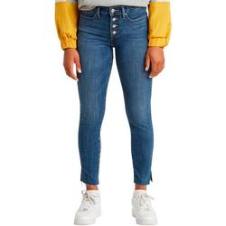 Womens 311 Shaping Skinny Ankle Jeans