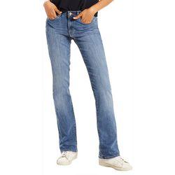 Levi's Womens 505 Classic Boot Cut Denim Jeans