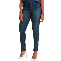 Womens 721 Skinny High Rise Jeans