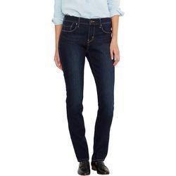 Womens Classic Straight Leg Jeans