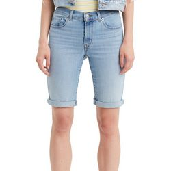 Levi's Womens Bermuda Update Shorts
