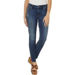Lucky Brand Womens Lolita Solid Denim Jeans