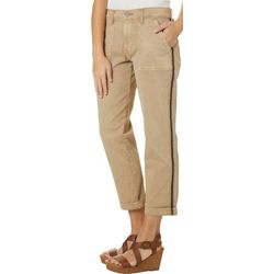 Lucky Brand Womens Solid Utility Pants
