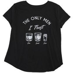 Ana Cabana Womens Short Sleeve Quote T-Shirt