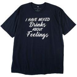 Ana Cabana Womens Mixed Drinks T-Shirt