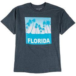 Ana Cabana Womens Florida View Crew T-Shirt