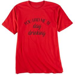Ana Cabana Women You Had Me At Day Drinking Quote Top