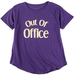 Ana Cabana Womens Out Of Office T-Shirt