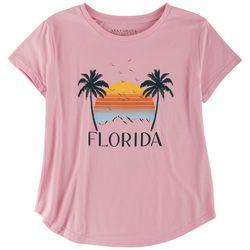 Ana Cabana Womens Florida Sunshine T-shirt